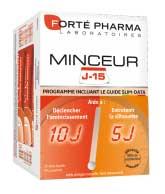 Avis sur Minceur J-15 de Forté Pharma