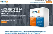 Phen24 est exclusivement disponible à partir de son propre site web