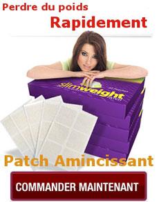 Echantillon Patch Minceur Gratuit