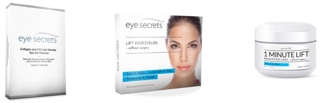 Eye Secrets Trio